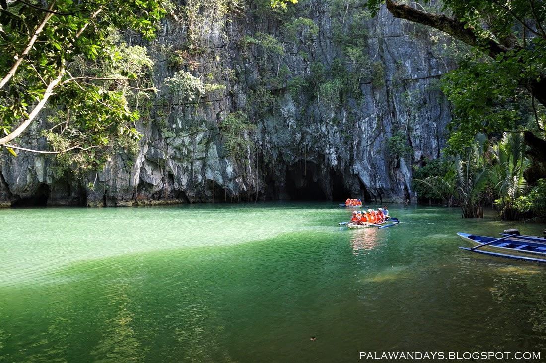 Подземная река Пуэрто Принцеса Палаван