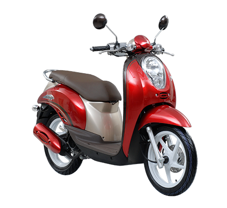 rent-scooter-in-palawan-scoopy