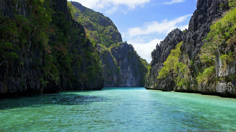 что такое Эль нидо, где находится Эль Нидо, что посмотреть на Филипинах