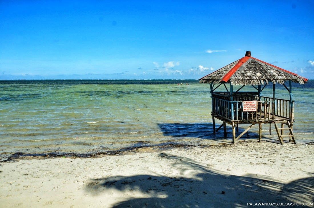 Городские пляжи Пуэрто Принцеса