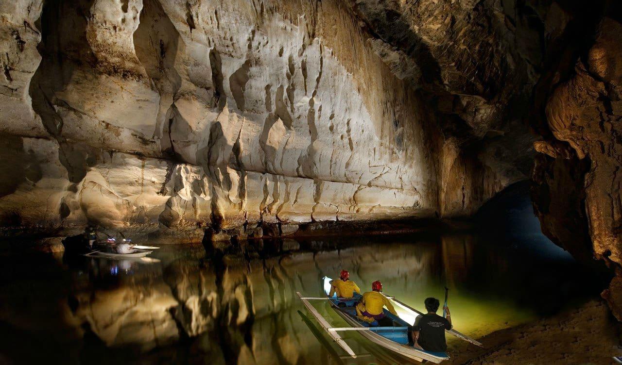 Подземная река в Сабанге