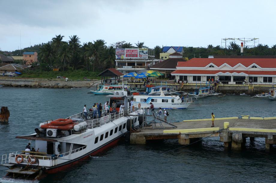С острова Боракай до Манилы на автобусе