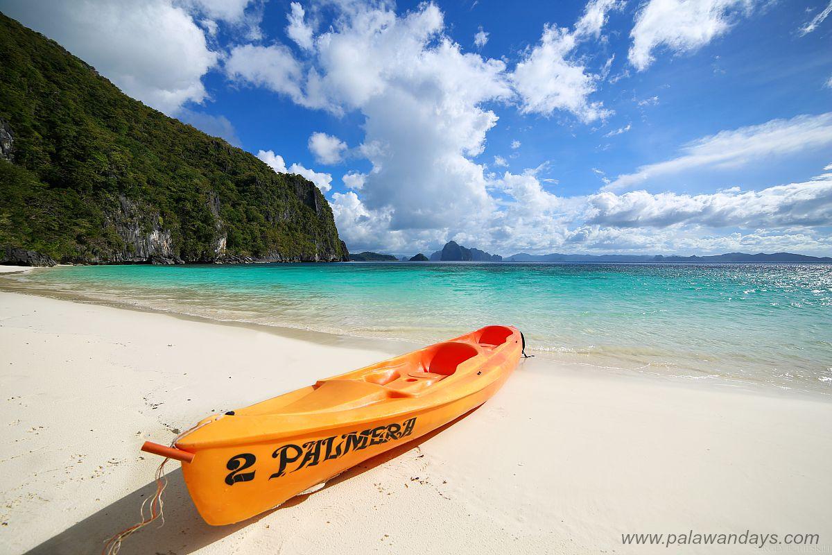 Пляжи Эль Нидо остров Палаван