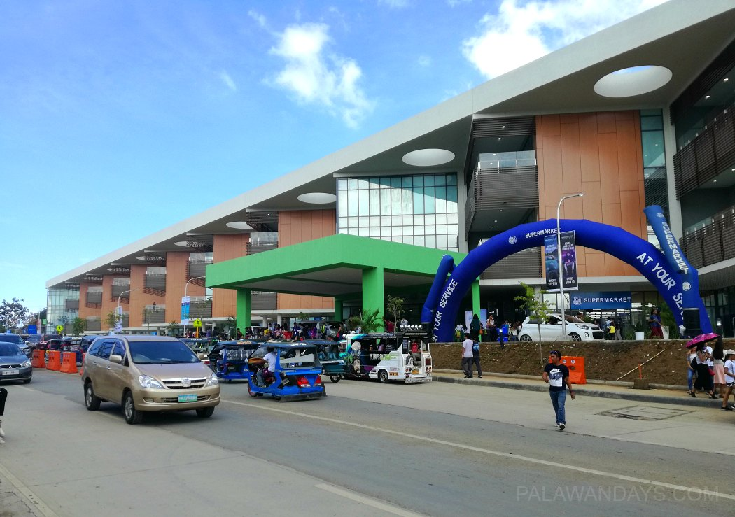 Shopping Mall Puerto Princesa