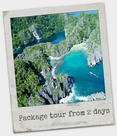 package tours palawan