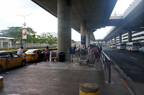 taxi airport manila