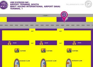 ube express locations terminal-1