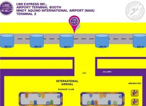 ube express locations terminal-2