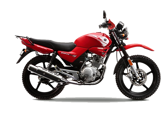 yamaha-ybr125g for rent in puerto princesa palawan philippines