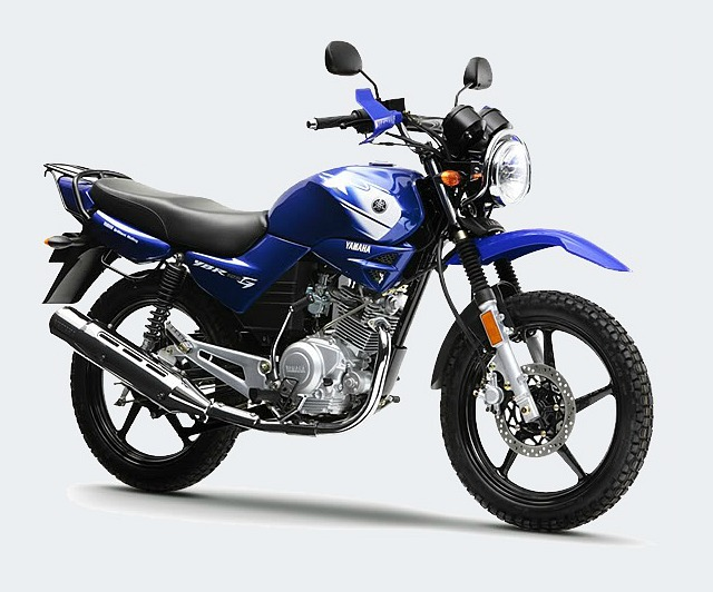 ybr125g_color_blue for rent palawann philippines
