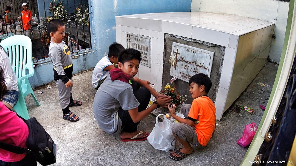 Филиппинский день всех святых (10)