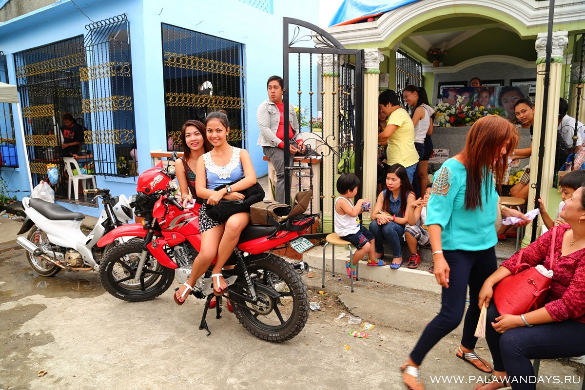 Филиппинский день всех святых (25)