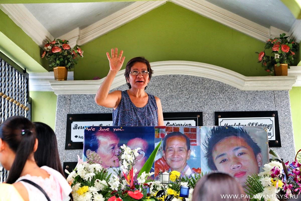 Филиппинский день всех святых (27)