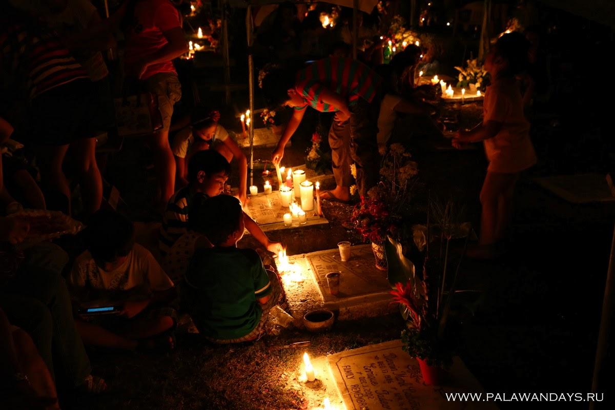 Филиппинский день всех святых (30)