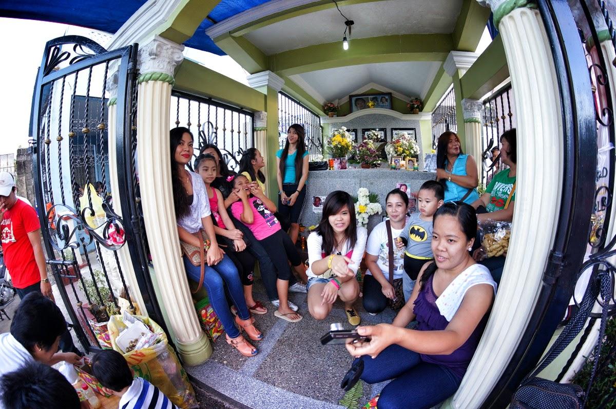 Филиппинский день всех святых (6)