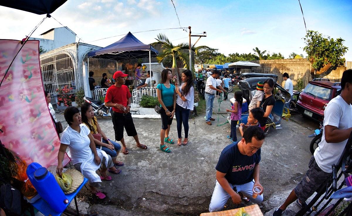 Филиппинский день всех святых (8)