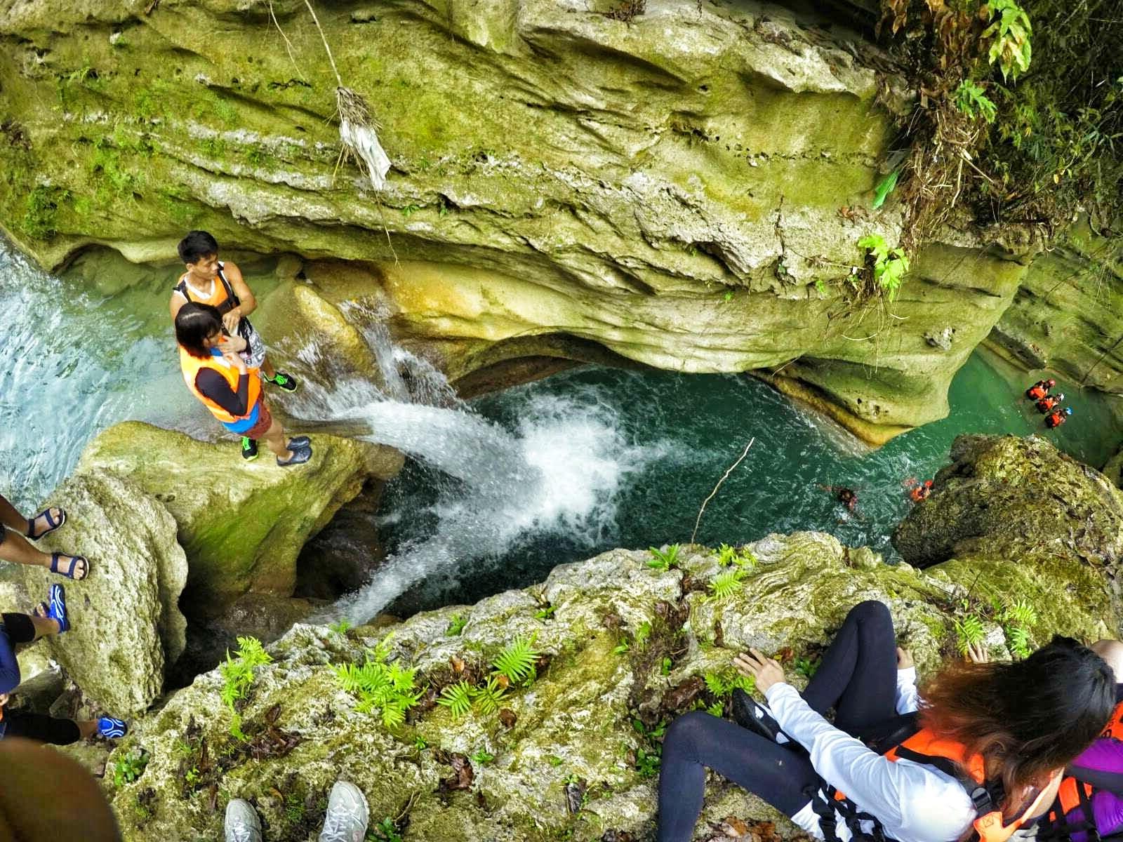 canyonnering cebu (1)