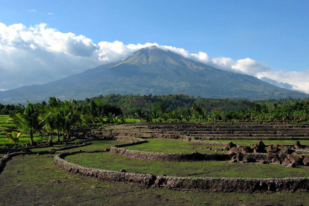 Canlaon volcano negros philippines