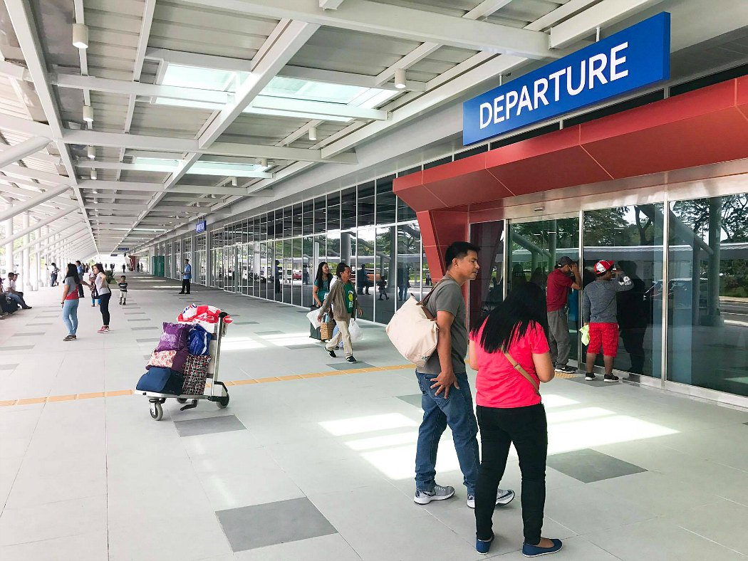 international puerto princesa airport palawan 2