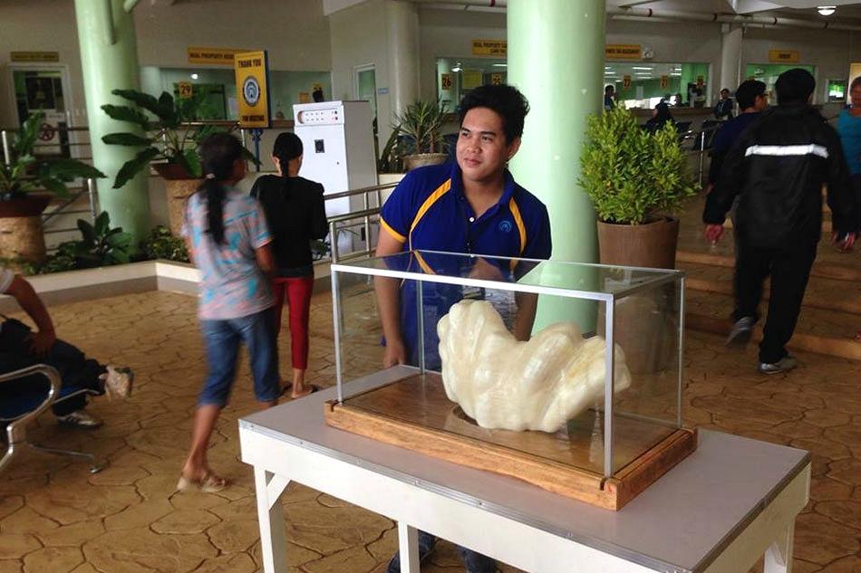 pearl palawan philippines