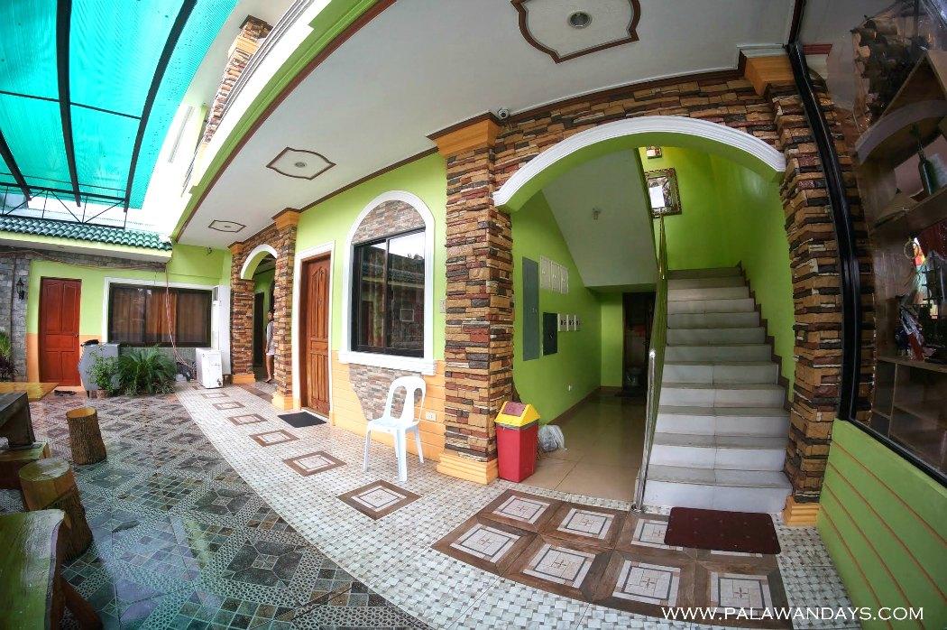 Charing pension Puerto Princesa