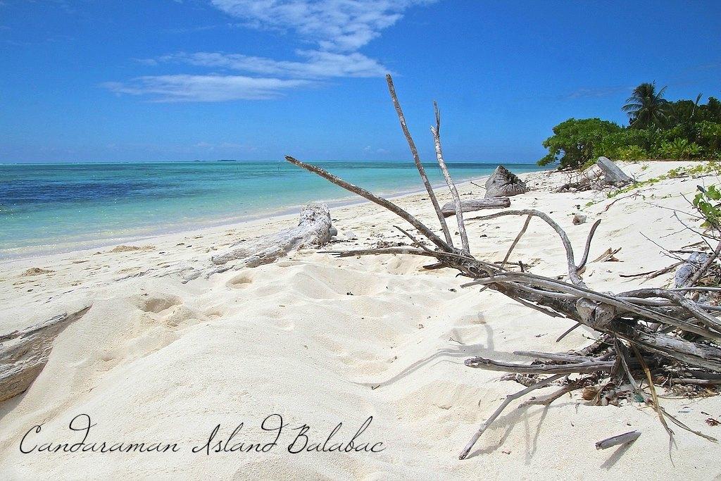 balabac Candaraman Island